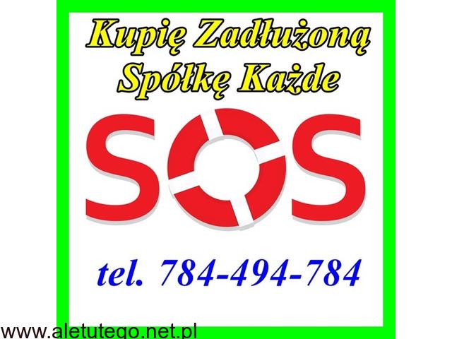Skup Zadłużonych Spółek Ochrona Zarządu Przed US/KAS/ZUS/299/586